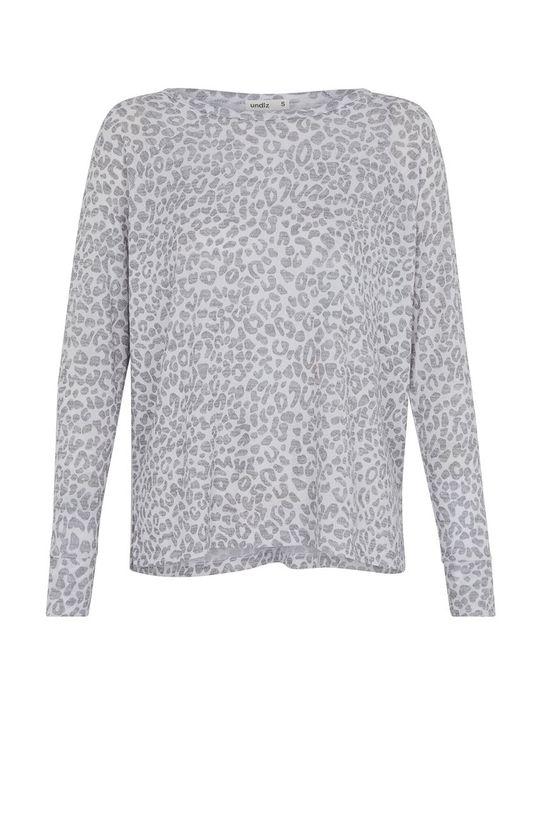 bílá Undiz - Pyžamové tričko CARRYPRINTIZ Dámský