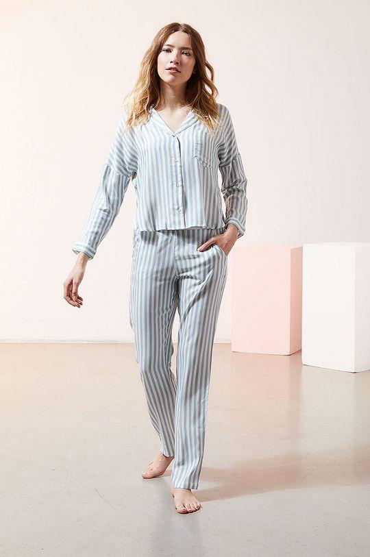 biały Etam - Koszula piżamowa JUDY