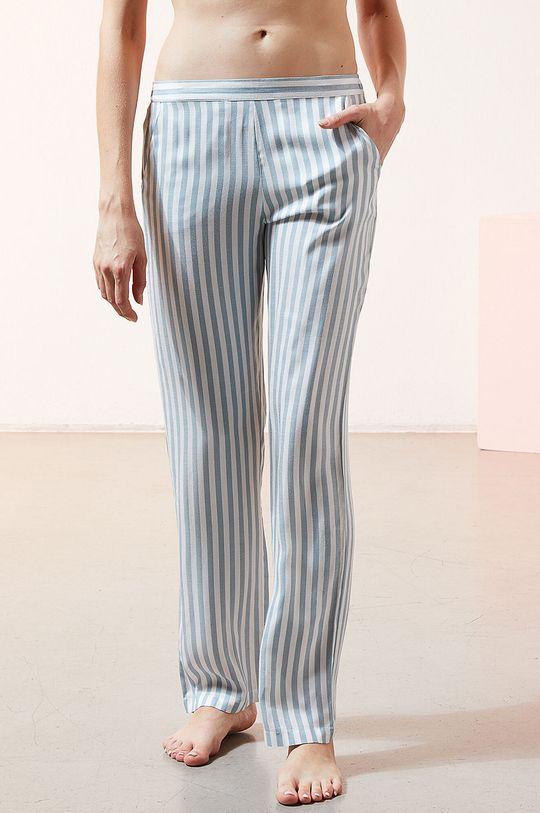 biały Etam - Spodnie piżamowe JUDY Damski