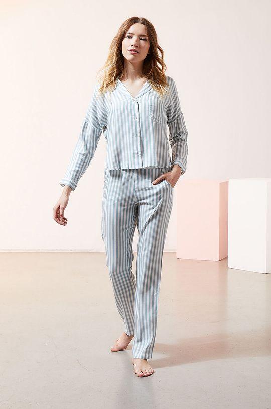 Etam - Spodnie piżamowe JUDY biały