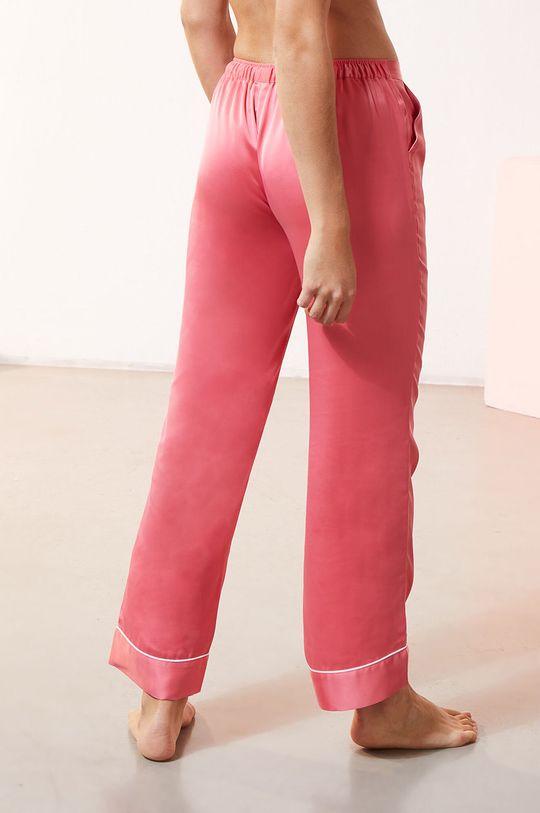 Etam - Spodnie piżamowe CATWALK 100 % Poliester