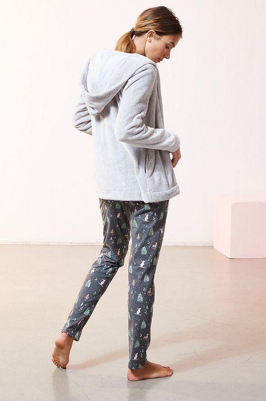 Etam - Komplet piżamowy 3-częściowy ODEON Damski