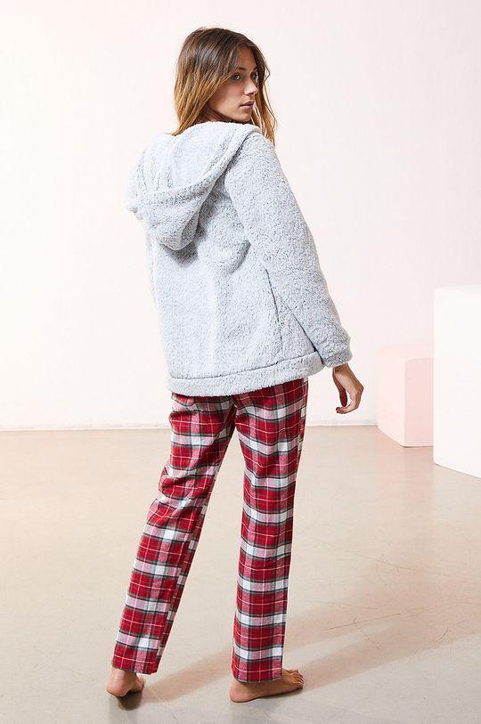 szary Etam - Komplet piżamowy 3-częściowy OWEN