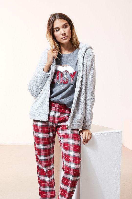 Etam - Komplet piżamowy 3-częściowy OWEN Damski