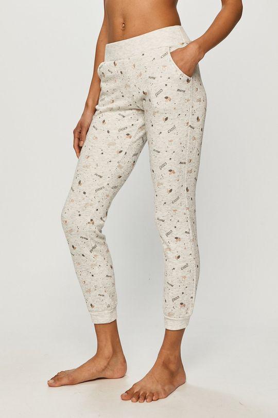 jasny szary Etam - Spodnie piżamowe OSIRIS Damski