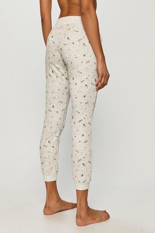 Etam - Spodnie piżamowe OSIRIS jasny szary