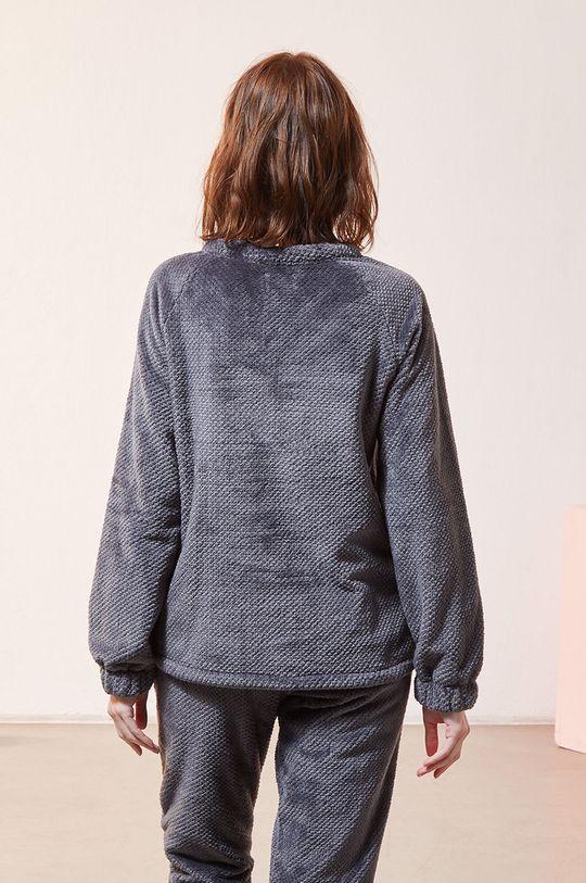 Etam - Bluza piżamowa OXFORD 100 % Poliester