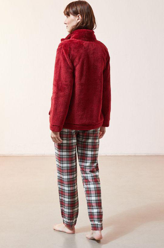 Etam - Komplet piżamowy 3-częściowy OLYMPE Damski