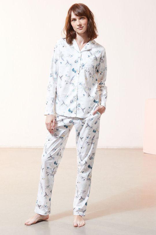 Etam - Koszula piżamowa RICK biały