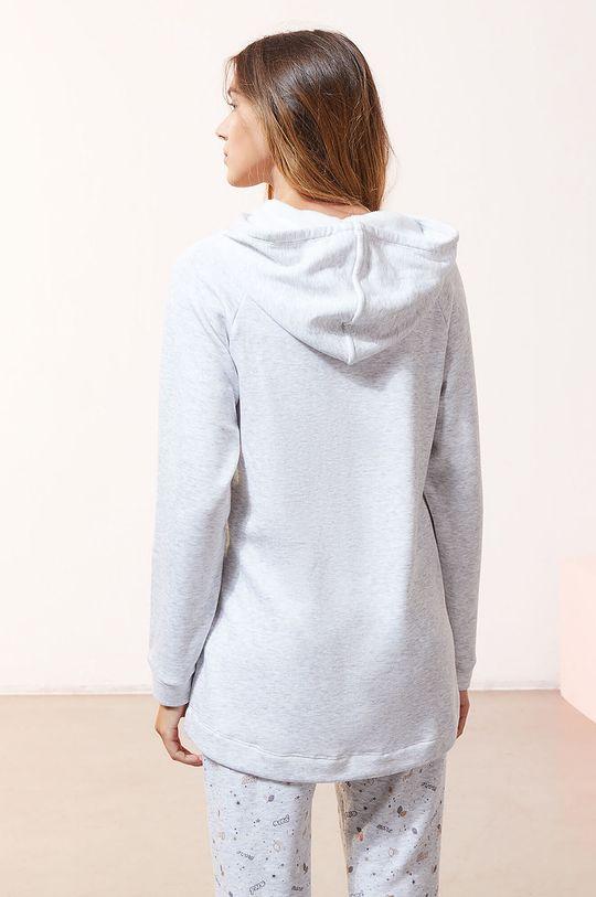Etam - Bluza piżamowa OSIRIS 5 % Elastan, 62 % Poliester, 33 % Wiskoza