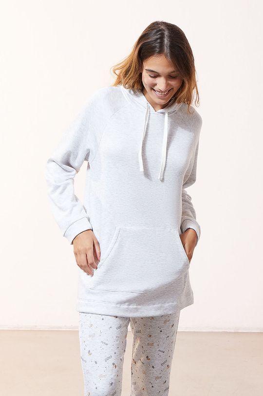 jasny szary Etam - Bluza piżamowa OSIRIS