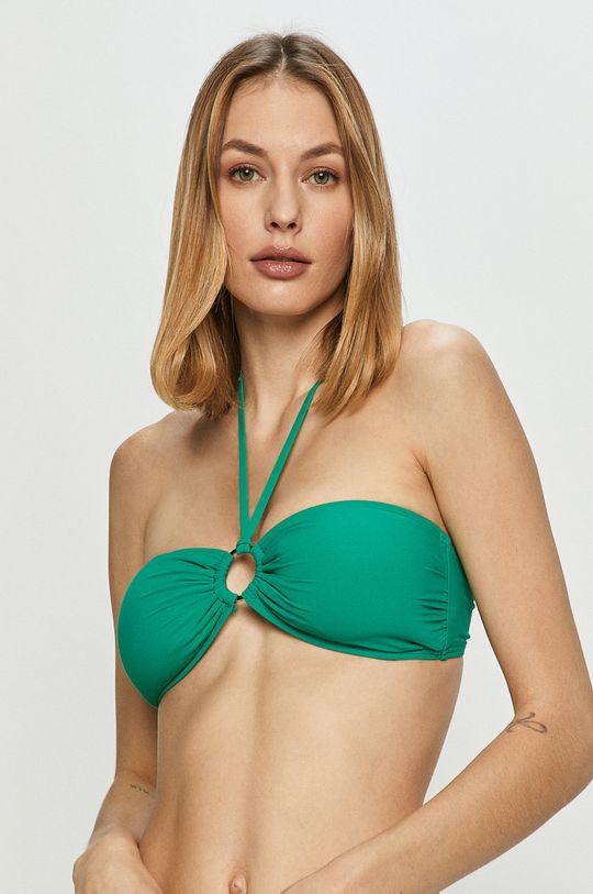 żółto - zielony Kate Spade - Biustonosz kąpielowy Damski
