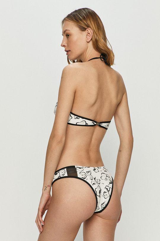 biela Karl Lagerfeld - Plavková podprsenka