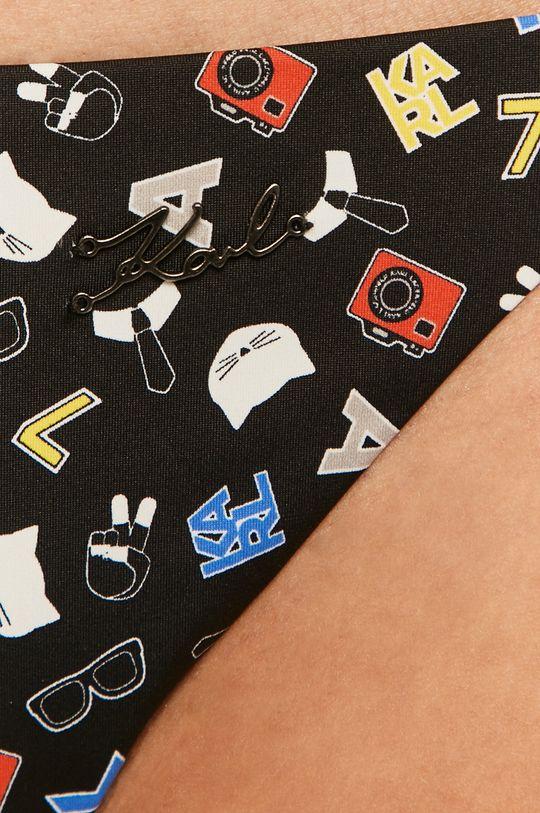čierna Karl Lagerfeld - Plavkové nohavičky