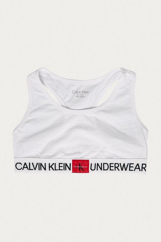 Calvin Klein Underwear - Dětská podprsenka (2-pack) světle šedá
