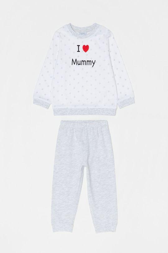 biela OVS - Detské pyžamo Detský