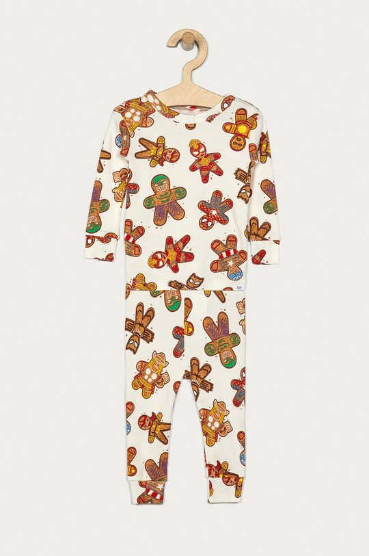 biela GAP - Detské pyžamo 62-110 cm Detský