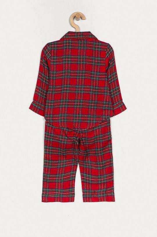 GAP - Piżama dziecięca 74-110 cm czerwony