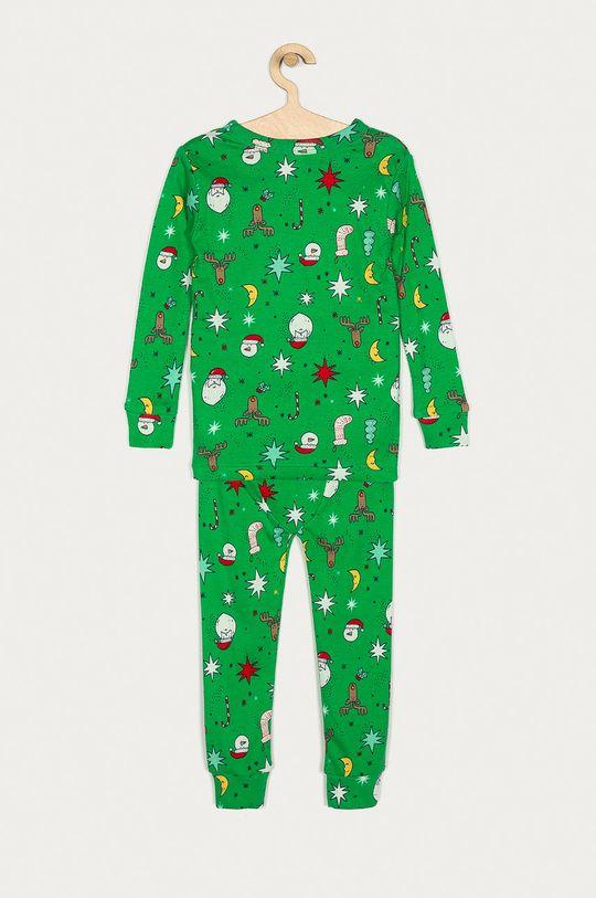 GAP - Piżama dziecięca 62-110 cm zielony