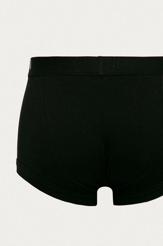 Emporio Armani - Boxerky (3-pak) čierna