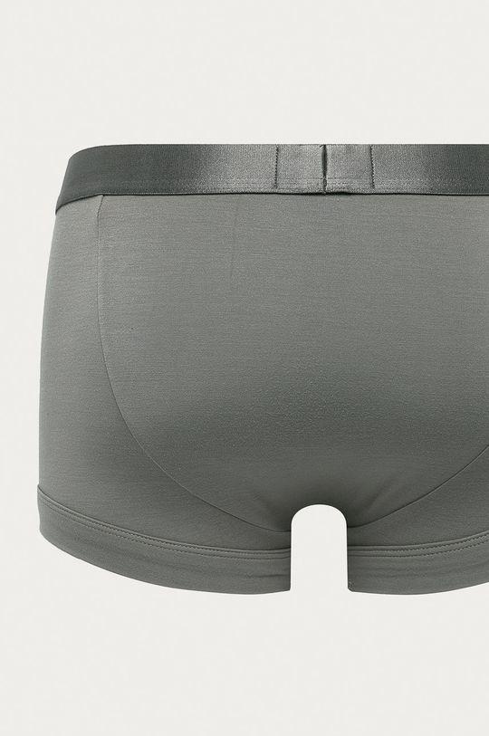 Emporio Armani - Boxerky šedá