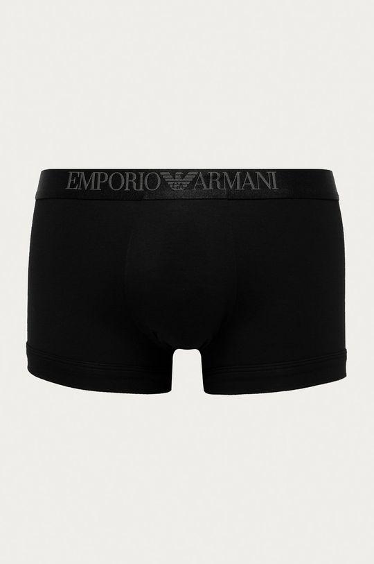 černá Emporio Armani - Boxerky Pánský