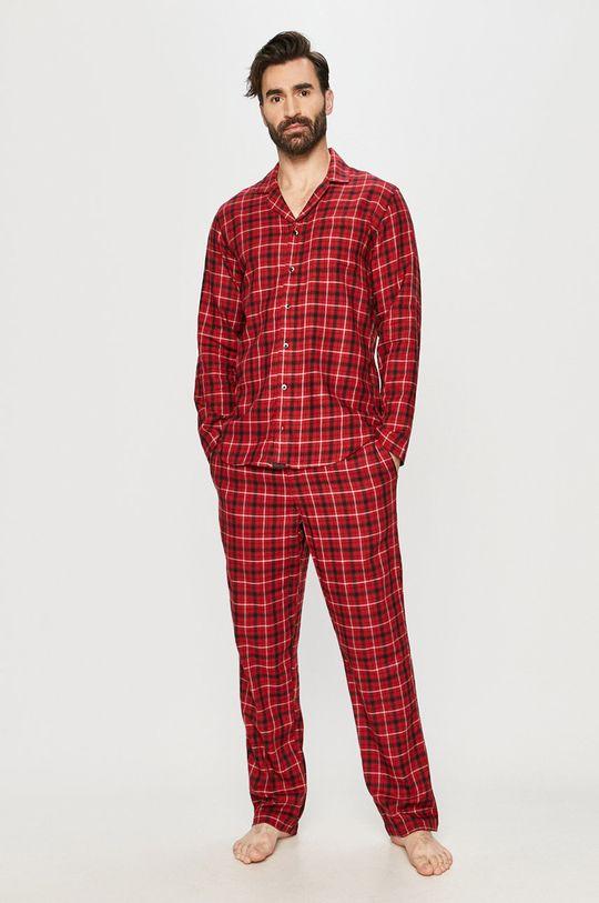 Calvin Klein Underwear - Koszula piżamowa czerwony