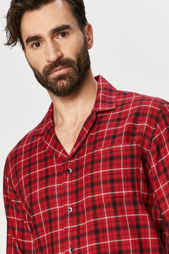 czerwony Calvin Klein Underwear - Koszula piżamowa