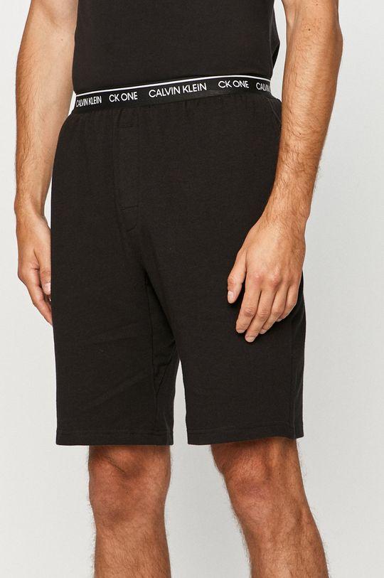 czarny Calvin Klein Underwear - Szorty piżamowe CK One Męski