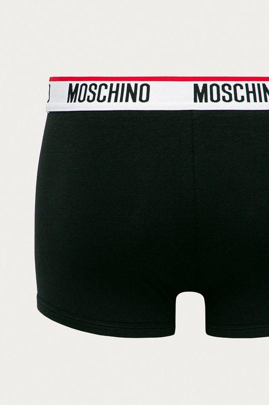 Moschino Underwear - Boxerky (2-pack) černá