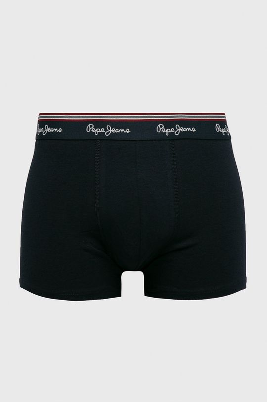 szary Pepe Jeans - Bokserki Theon (3-pack)