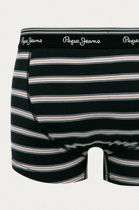 Pepe Jeans - Boxerky Theon (3-pack) Pánský
