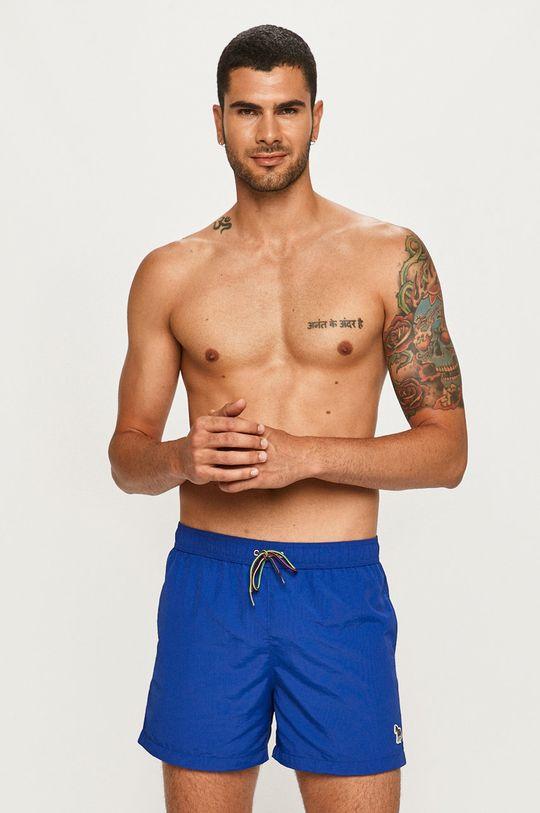 Paul Smith - Plavkové šortky modrá