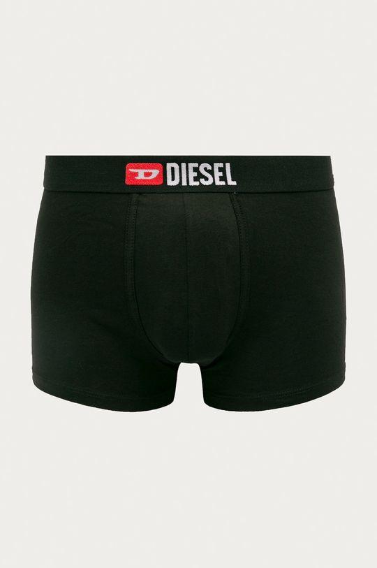 černá Diesel - Boxerky (3-pack) Pánský