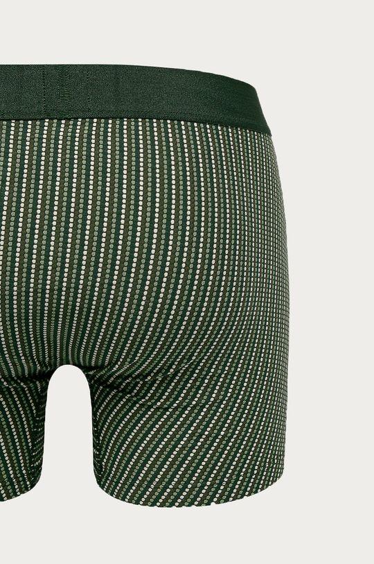 tlumená zelená Levi's - Boxerky (2-pack)