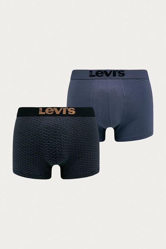 albastru Levi's - Boxeri (2-pack) De bărbați