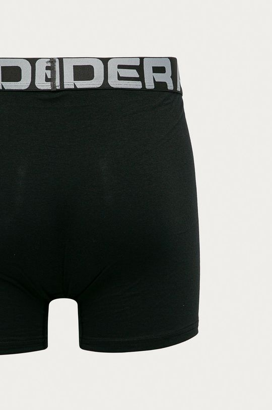 Under Armour - Boxerky (3-pack) černá