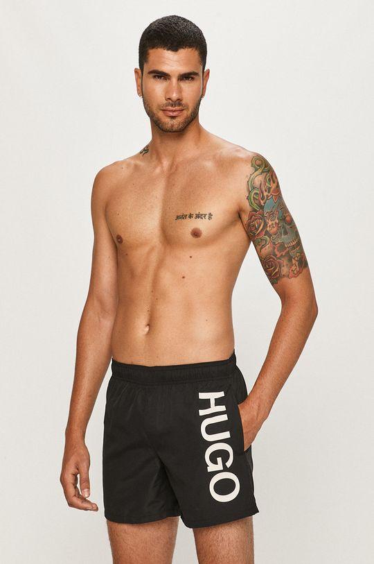 čierna Hugo - Plavkové šortky Pánsky