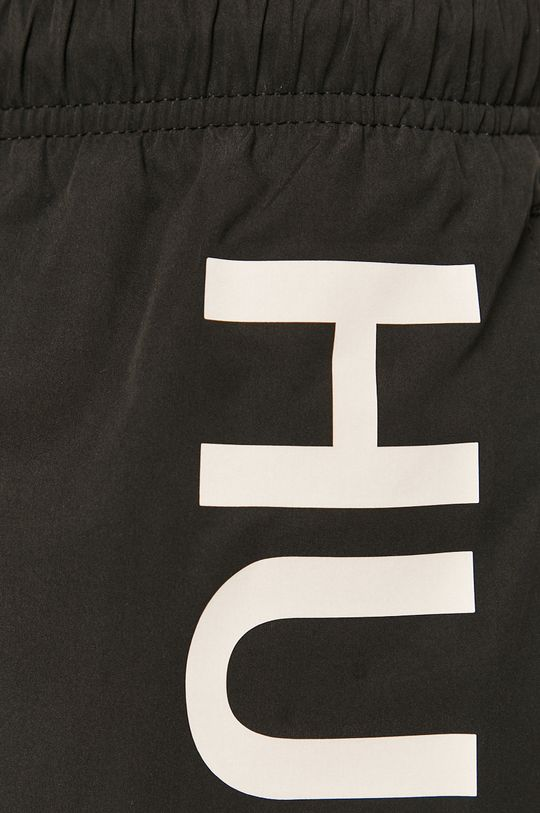 Hugo - Plavkové šortky  Podšívka: 100% Polyester Základná látka: 100% Polyester