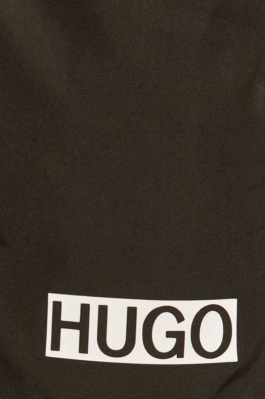 czarny Hugo - Szorty kąpielowe