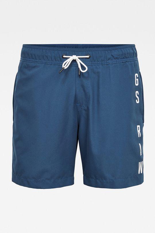 námořnická modř G-Star Raw - Plavkové šortky Pánský