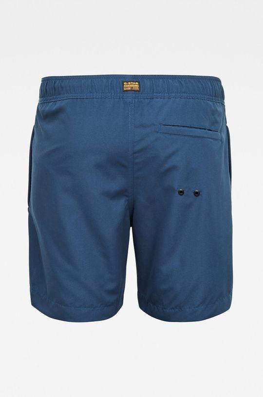 G-Star Raw - Plavkové šortky námořnická modř