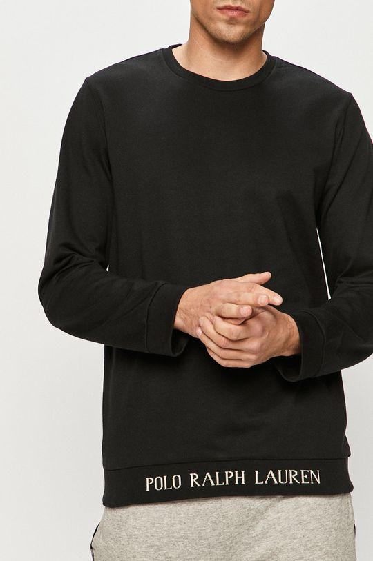 czarny Polo Ralph Lauren - Longsleeve