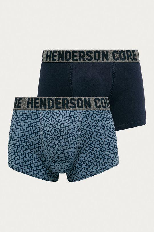 multicolor Henderson - Boxeri (2-pack) De bărbați
