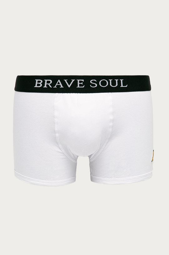 Brave Soul - Bokserki (3-pack) czarny