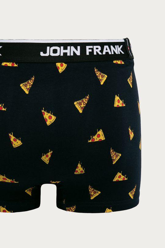 John Frank - Bokserki granatowy