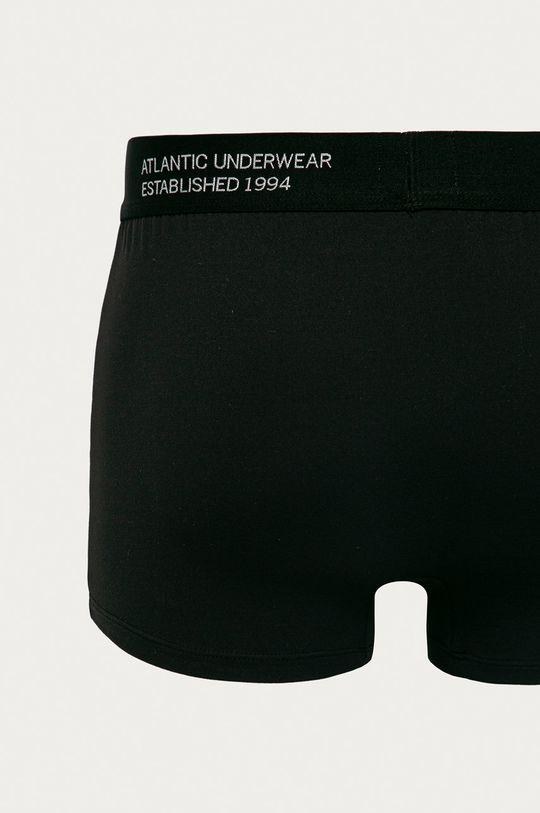 Atlantic - Boxerky černá