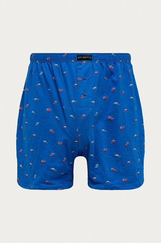 albastru Atlantic - Boxeri De bărbați