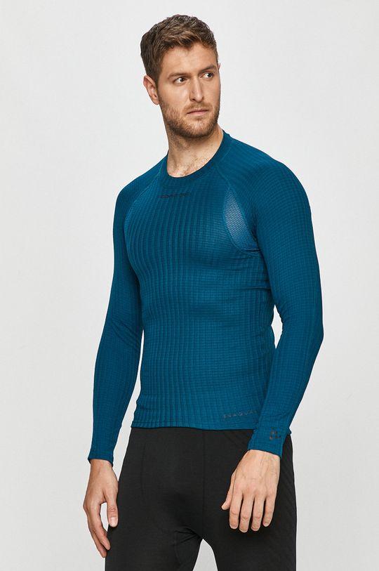 modrá Craft - Tričko s dlhým rukávom Pánsky