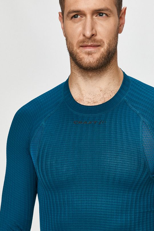 Craft - Tričko s dlhým rukávom modrá